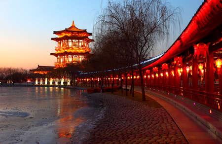 tang: Tang Paradise in Xian