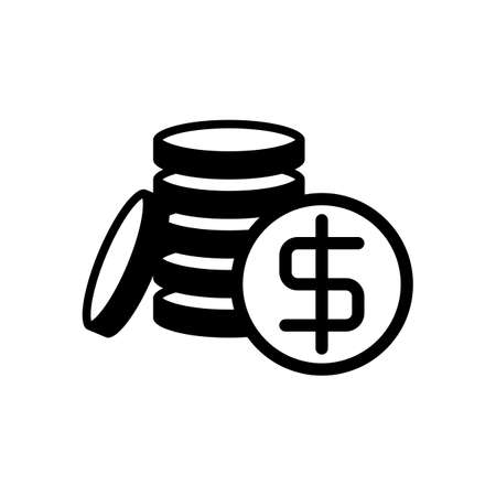 money coins usd icon