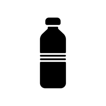 bottle of water, simple icon