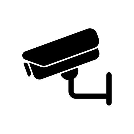Security camera. Technology icon
