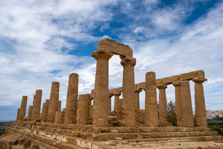 Valley of the Temples at Agrigento Sicily, Italy Europe