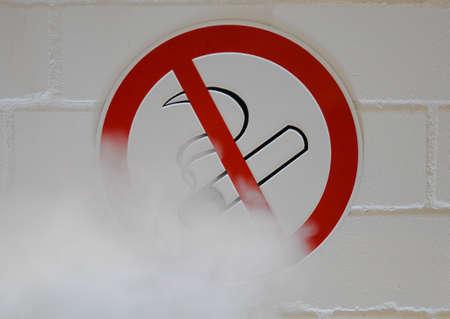anti smoking: Anti smoking sign