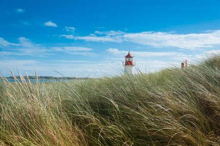 west germany: Lighthouse List West, Ellenbogen, Sylt, Schleswig-Holstein, Germany