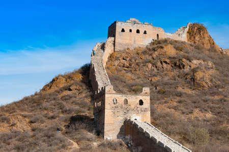 simatai: Great wall of china in jinshanling and simatai