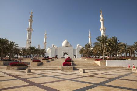 sheikh zayed mosque: Sheikh Zayed Mosque, Abu Dhabi