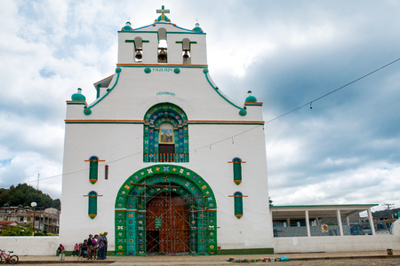 burping: San Juan Chamula Church Chiapas Mexico