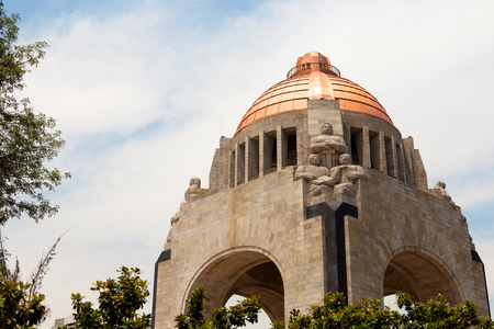 realism: Monument to the Mexican Revolution Spanish Monumento a la Revolucin