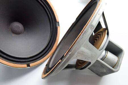 Antique Soviet woofer 5gd-3 from vintage acoustics Symphony.