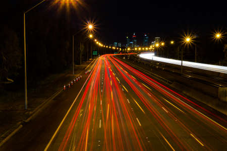light trail: Light Trail