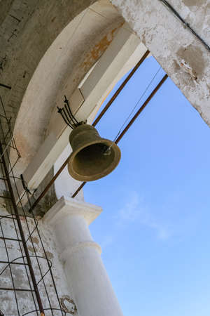 Bell of the Venerable bell tower (Preobrazhenskaya bell tower)