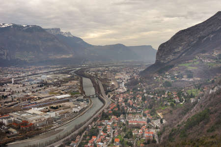 la Bastille Grenoble photo