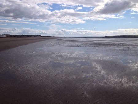 weston super mare: Beach at Weston Super Mare