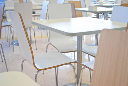 food court: Table in the food court