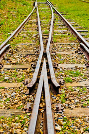 railroad Stock Photo - 17108386
