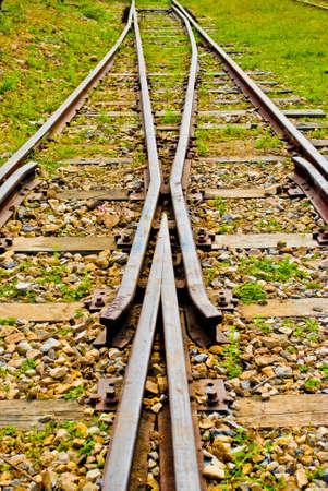 railroad Stock Photo - 17108386