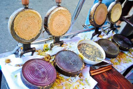 gloden: making gloden crispy roll