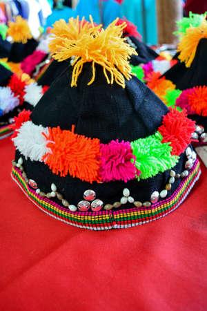 ethnic customs:  Hats tribe