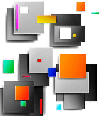 abstract colored vector background, colorful life, techno vivid colored style, shape of successful business concept, 向量圖像