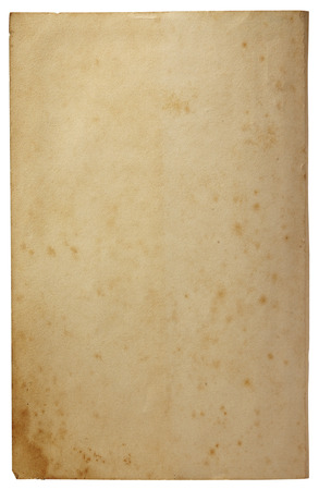 old paper background: Old brown kraft paper background Stock Photo