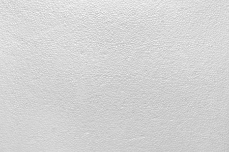 styrene: White Foam Plastic Texture background