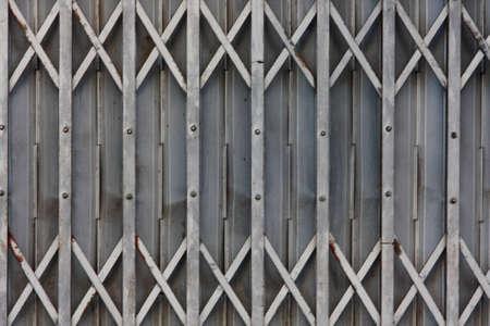 Steel doors Stock Photo - 6904099