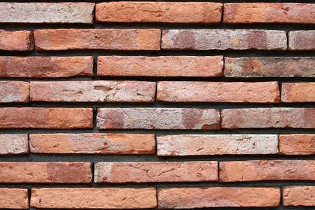 Brick red photo