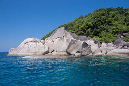 similan island,Thailand Stock Photo