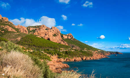 Esterel mountain