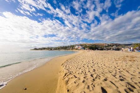レユニオン島のサン ジルのビーチ