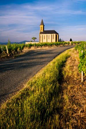 laurent: Church of Saint Laurent dOingt (Beaujolais)