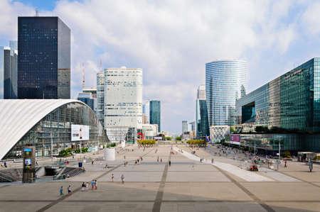 capital building: Place of La Defense, Paris, France