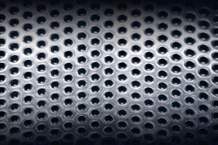 stainless steel sheet: steel structure, metal background, Iron texture with round holes, shiny, metallic surface, sheet of iron with holes, drum of the washing machine, stainless steel