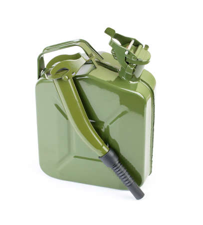 Jerrycan with flexi pipe spout photo
