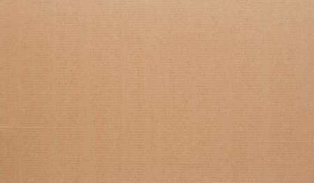 wrappings: Corrugated cardboard as background