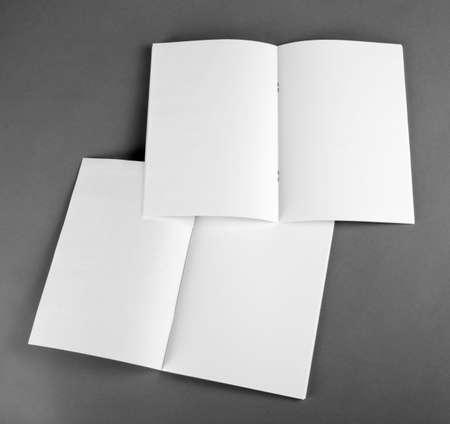 Blank Katalog, Broschüre, Zeitschriften, Buch Mock-up. Blank ...