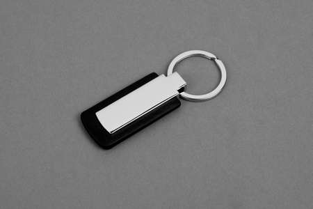bibelot: Keychain with space for text