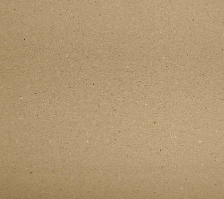 Old vintage brown cardboard paper texture for background