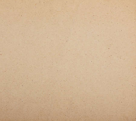 goffer: Old vintage brown cardboard paper texture for background