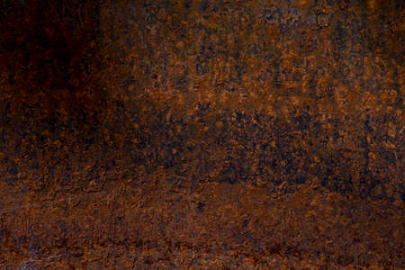 Metal old background. Metal surface rusty and coarse Stock fotó