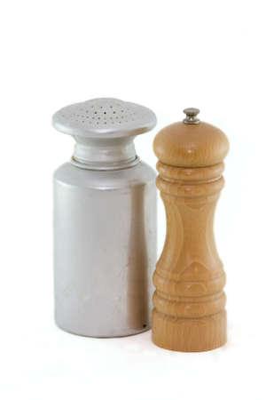 Salt and pepper photo