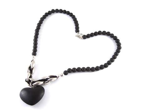 neckless: Heart shape neckless