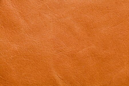 creases: Abstract background of tan leather with creases and texture