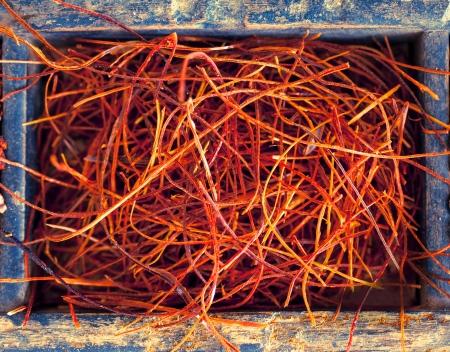 pungent: Secchi discussioni Red Hot Chilli, chiamato anche fili di peperoncino, un forte spezie pungente usato come condimento culinario e aroma