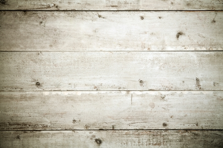 Old weathered wooden boards texture and background with corner vignetting photo