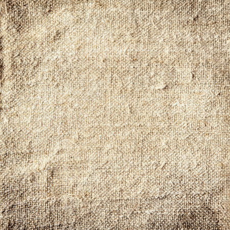 coarse: Background of natural burlap with a coarse woven texture and natural fibre