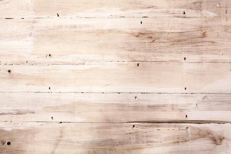 woodgrain: Faded architectural vintage wooden background texture with weathered rustic boards dotted with small nails
