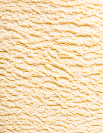 cream color: Abstract Texture Background - Close Up of Ridges in Surface of Creamy, Sweet and Cold Vanilla Bourbon Frozen Dairy Ice Cream Dessert