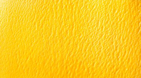 カラフルなオレンジ色のトロピカル マンゴー シャーベット アイスクリーム フルフレーム広角ビューのオーバーヘッドの背景テクスチャ