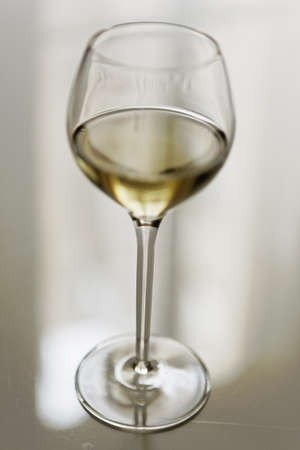 Glass of white wine Stock Photo - 15917769