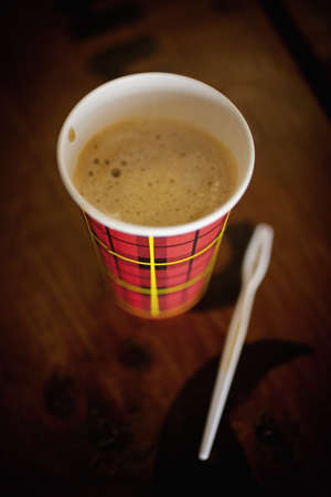 Paper cup of coffee Stock Photo - 15987404